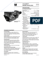 Cat C18 ACERT Spec Sheets - Commercial.pdf
