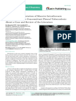 Austin Journal of Pulmonary and Respiratory Medicine