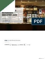 IFAB 2013 Beverages
