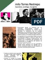Unidad 7 Camilo Torres Restrepo - Wilson Montoya