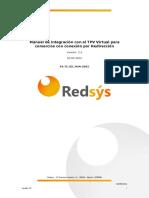 Manual Integracion RedSys