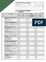 4. Enterprises 2- Capital Changes Statement
