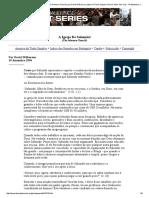 Portuguese _A Igreja de Salomão!Por David Wilkerson, 19 Dezembro 1994