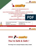 i Safe Training
