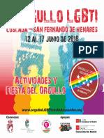 II Orgullo LGBTI - Coslada y San Fernando de Henares