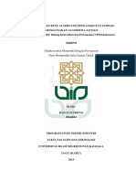 Struktur Organisasi DPU Kebumen