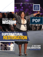 The Healing School Magazine - June 2018