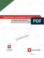 Openstack Install Guide Ubuntu Server Version 12.04 14.04 Lts