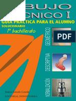 DIBUJO TECNICO I Solucionario Alumno.pdf