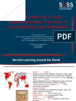 Service-Learning in Asia