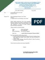 BIRU Surat Permohonan Pengambilan Data Thesis Dari Mahasiswa DISHUB JATIM