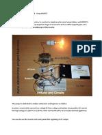 Simple Arduino Inverter Circuit