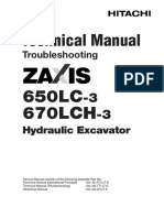 Technical Manual (Troubleshooting)