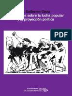 Borradores sobre la lucha popular y la proyección política.pdf
