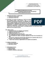 Plan 29-2014 Dia de Los Santos