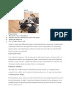 Six Step Audit Process