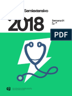 Semiextensivo Medicina eBook Semana 01 2018
