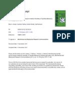 Biochemical and Biophysical Research Communications Volume Issue 2017 [Doi 10.1016%2Fj.bbrc.2017.11.064] Ansari, Moiz a.; Fatima, Zeeshan; Ahmad, Kamal; Hameed, Saif -- Monoterpenoid Perillyl Alcohol