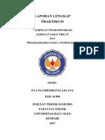 Laporan Jaringan Telekomunikasi, JST & PLC Eva