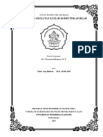 Ringkasan Maple (Made Asep Ridwan, 1413011095, 6b)