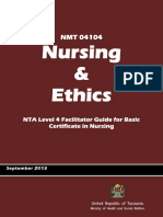 1Nursing and Ethics.