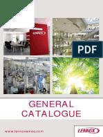 Lennox 2018 Catalogue