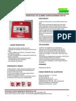 HCP-W - Acionador Manual Em Português