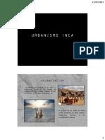 (Urbanismo Inca)