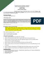 JCC Board April 23 Agenda