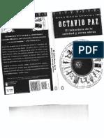 Octavio Paz_El Laberinto de La Soledad