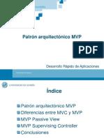 Patron Arquitectonico MVP