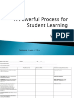 a powerful process for student learning