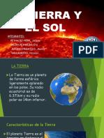 Ppt - La Tierra y El Sol