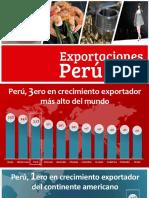 Cifras Record de Exportaciones 2017