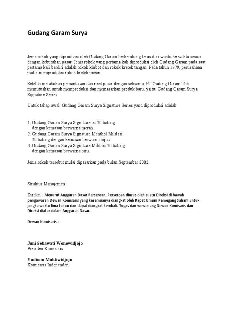 Rasa Rokok Gudang Garam Signature Mild 12 Batang 1 Slop Isi 10pcs Cukai Tahun 2018 16 1534862424v1