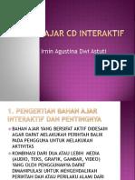 Bahan Ajar CD Interaktif