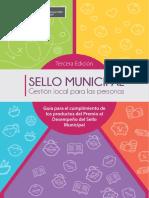 Guía V2 Premio Al Desempeño Sello Municipal 2018