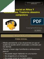 Fobia Social y Toc