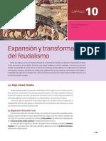 Expansión y transformación del feudalismo.pdf