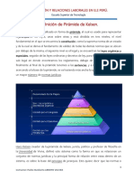 Definición de Pirámide de Kelsen.