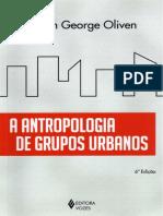 OLIVEN Ruben George a Antropologia de Grupos Urbanos PDF(1)