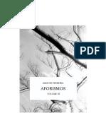 Amauri Ferreira - Aforismos  volume 3.pdf