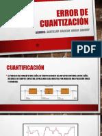 Error de Cuantificación
