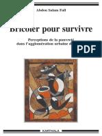 Karthala Bricoler Pour Survivre