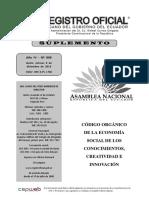 Disposiciones Reformatorias a la LOES 2016