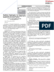 RESOLUCIÓN ADMINISTRATIVA Nº 118-2018-CE-PJ