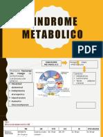 1 Definicion Sindrome Metabolico
