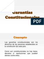 Garantias Constitucionales Final