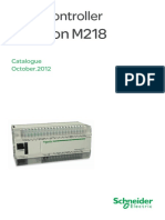 ModiconM218 Catalogue