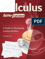 Kalid Azad - Calculus, Better Explained_ A Guide To Developing Lasting Intuition (2015, CreateSpace).pdf